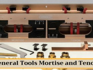General Tools Mortise and Tenon