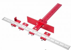 Tourace Cabinet Hardware Jig Measuring Tool