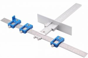 YIZIRO Cabinet Hardware Jig for Handles and Knobs