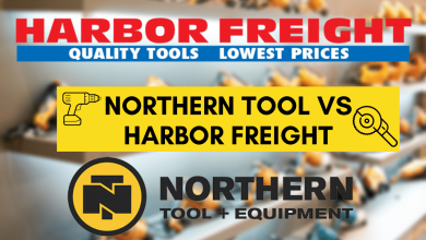 Northern Tool vs Harbor Freight