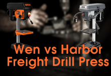 Wen vs Harbor Freight Drill Press