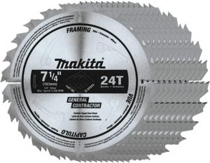 Makita circular saw blade