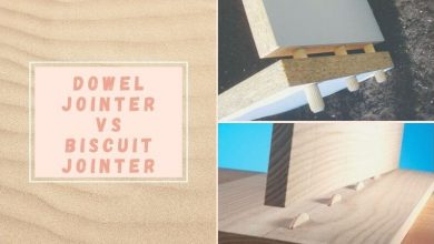 Dowel vs biscuit